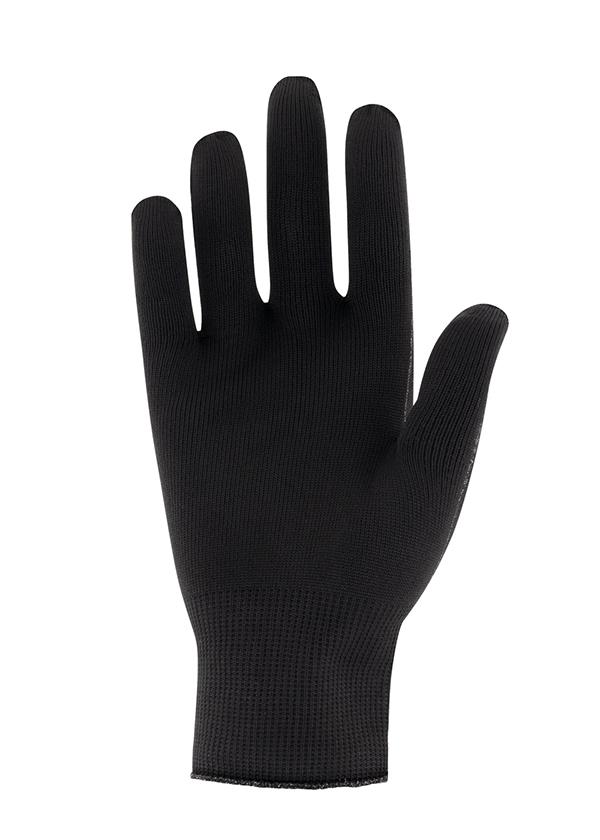 Zilverhandschoenen tegen koude handen